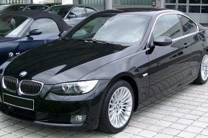 1200px-BMW_E90_Coupe_front_20080524