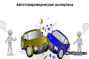Автотовароведческая экспертиза