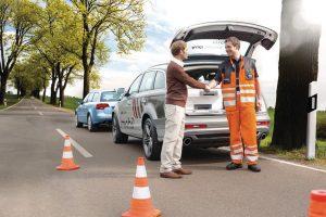 Экстренная помощь автолюбителям на дороге